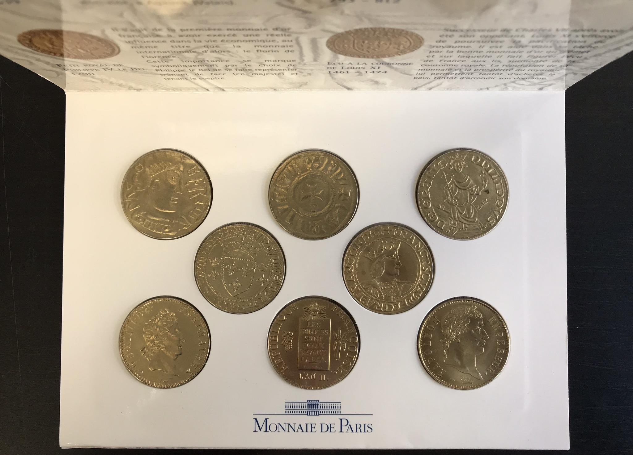 monnaie de paris une histoire de monnaies francaises