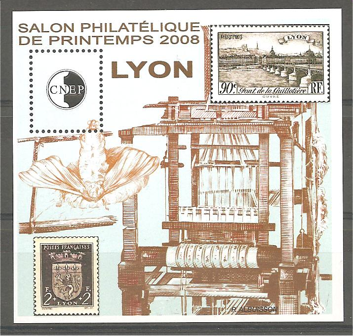 Bloc cnep n 50 lyon 2008 salon de printemps for Salon de l emploi lyon