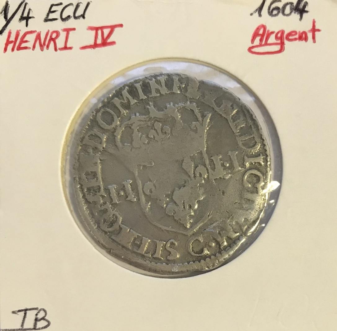 piece de monnaie ecu